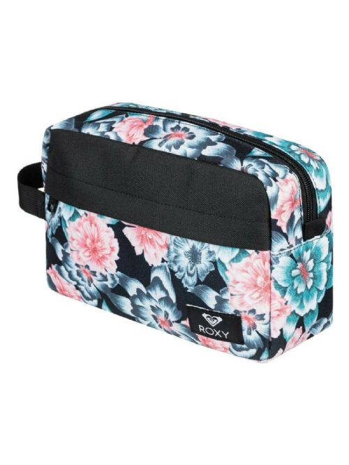 ROXY WOMENS COOLER BAG. TINY HOUSE FLOWERED SANDWICH LUNCH CASE.SCHOOL 9W 78 XK